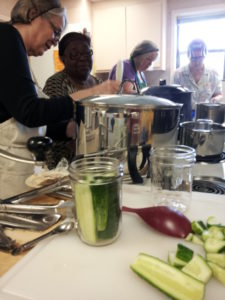 Cover photo for 2019 Home Canning Workshops