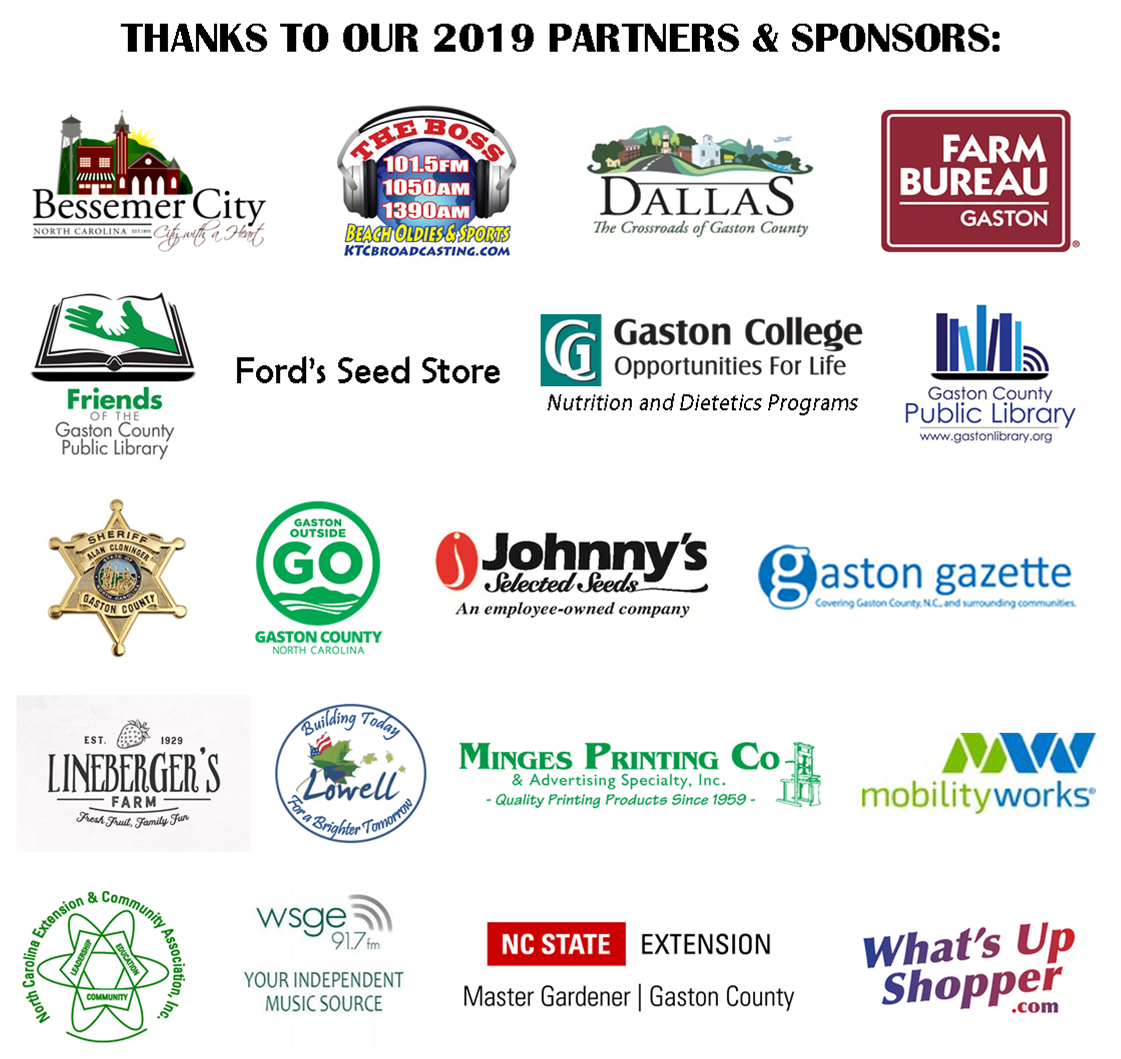 2019 Somethin' Pumpkin Partners & Sponsors