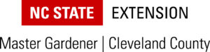 Extension Master Gardener Program of Cleveland County Logo