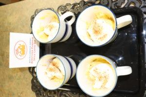 pumpkin spice latte dip 2nd place c smith