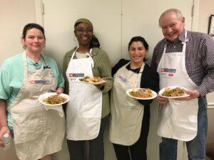 Extension Master Food Program Volunteers - 2020